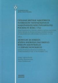 Staropolska myśl polityczna 3 - okładka książki