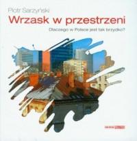 Wrzask w przestrzeni. Dlaczego w Polsce jest tak brzydko? - okładka książki