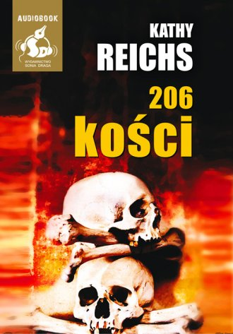 206 Kości - pudełko audiobooku