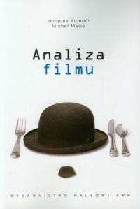 Analiza filmu - okładka książki