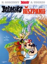 Asteriks. Album 14. Asteriks w Hiszpanii - okładka książki