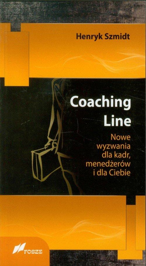 Coaching Line. Nowe wyzwania dla - okładka książki
