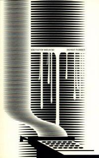 Defekt pamięci - okładka książki