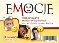 Emocje. Rozpoznawanie stanów emocjonalnych - okładka książki