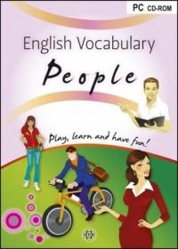 English Vocabulary People - Wydawnictwo - pudełko programu