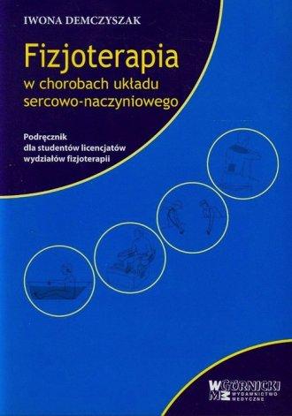 Fizjoterapia w chorobach układu - okładka książki
