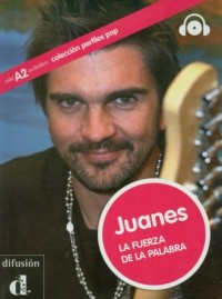 Juanes (+ CD) - okładka książki
