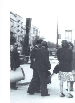 Kronikarki. Fotografie Warszawy - okładka książki