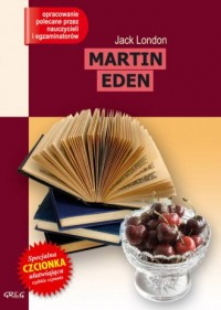 Martin Eden. Lektura z opracowaniem - okładka podręcznika