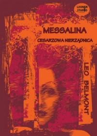 Messalina. Cesarzowa nierządnica - pudełko audiobooku