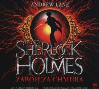 Młody Sherlock Holmes. Zabójcza - pudełko audiobooku
