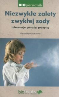 Niezwykłe zalety zwykłej sody - okładka książki