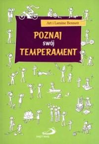 Poznaj swój temperament - okładka książki