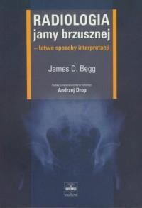 Radiologia jamy brzusznej - okładka książki