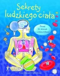 Sekrety ludzkiego ciała - Colin - okładka książki