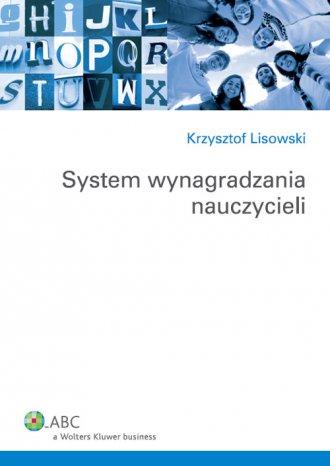 System wynagradzania nauczycieli - okładka książki