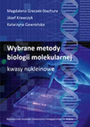Wybrane metody biologii molekularnej - okładka książki