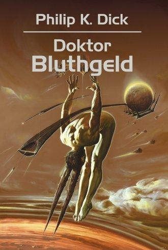 Doktor Bluthgeld - okładka książki