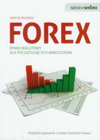 Forex. Rynek walutowy dla początkujących - okładka książki
