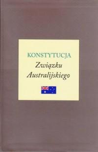 Konstytucja Związku Australijskiego - okładka książki