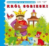 Król Sobieski - okładka książki