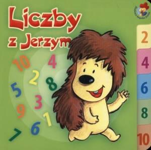 Liczby z Jerzym - okładka książki