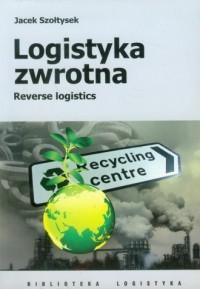 Logistyka zwrotna - okładka książki