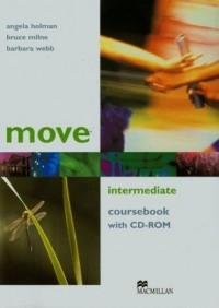 Move Intermediate coursebook (+ - okładka książki