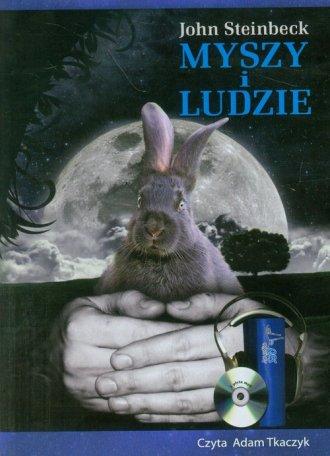Myszy i ludzie - pudełko audiobooku