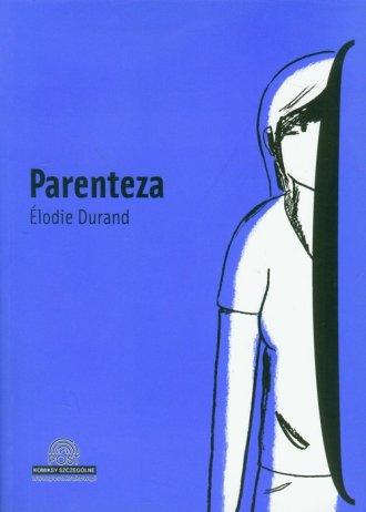 Parenteza - okładka książki