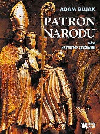 Patron Narodu - okładka książki