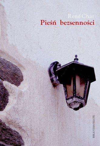 Pieśń bezsenności - okładka książki