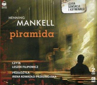 Piramida (2 CD mp3) - pudełko audiobooku