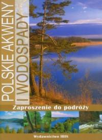 Polskie akweny i wodospady - okładka książki