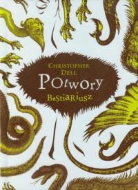okładka książki - Potwory. Bestariusz