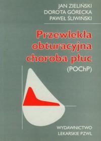 Przewlekła obturacyjna choroba płuc - okładka książki