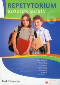 Repetytorium szóstoklasisty - okładka podręcznika