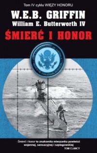 Śmierć i honor. Tom 6 cyklu Więzi Honoru - okładka książki