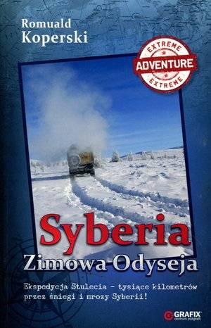 Syberia. Zimowa Odyseja - okładka książki