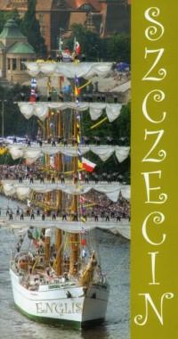 Szczecin (wersja ang.) - okładka książki
