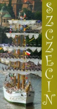 Szczecin (wersja niem.) - okładka książki