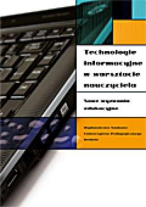 Technologie informacyjne w warsztacie - okładka książki