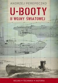 U-booty drugiej wojny światowej - okładka książki