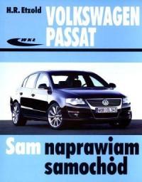 Volkswagen Passat od marca 2005 typu B6. Seria: Sam naprawiam samochód - okładka książki
