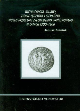 Wielkopolska Kujawy ziemie łęczycka - okładka książki