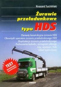 Żurawie przeładunkowe typu HDS - okładka książki