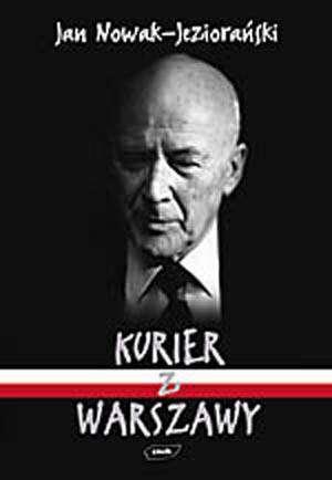 Kurier z Warszawy - okładka książki