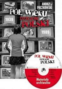 Pół wieku dziejów Polski - okładka książki