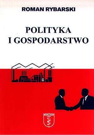Polityka i gospodarstwo - okładka książki