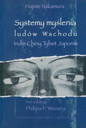 Systemy myślenia ludów Wschodu. - okładka książki